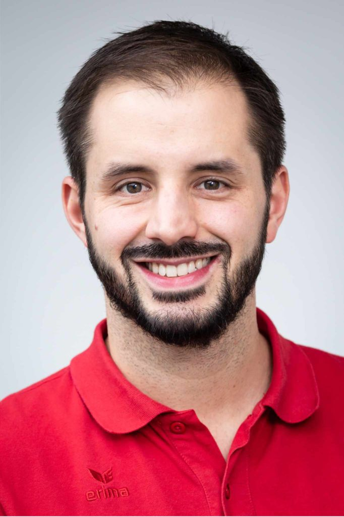 Romain Frosio Physiotherapeut Sportmedizinisches Zentrum Bern Ittigen Physio